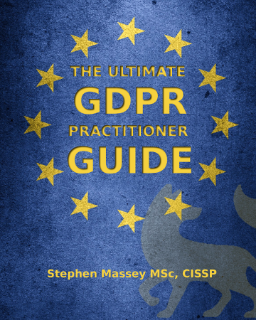 Ultimate GDPR Guide - Front Cover